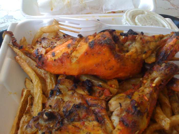 Dino's Chicken and Fries